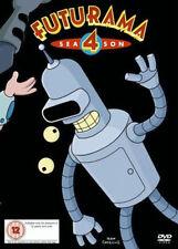 Futurama: Season 4 [DVD] Box Set - 4 Discs - Region 2