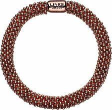 LINKS OF LONDON Ladies Effervescence 925 Rose Gold Vermeil Bracelet NEW RRP380