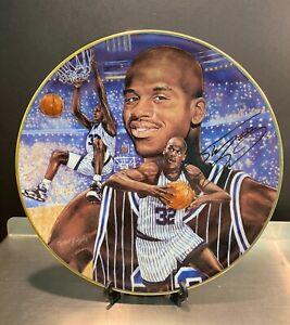 "1994 Gartlan Shaquille O'Neal 9"" Collectors Plate (Club Piece) # 1236"