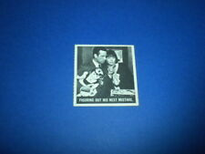 GET SMART card #44 Topps 1966 Printed in U.S.A. DON ADAMS BARBARA FELDON TV