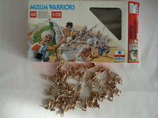 ESCI 1/72 Scale Figure Set Muslim Warriors Complete and in Box