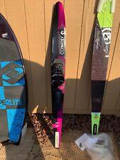 Connelly Sp 66� Women's Slalom w/ Swerve Binding/ Rear Toe (9374 Fb1)