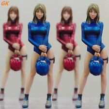 1:20 Scale Resin Model Kit Sexy action Figures Cosmic female mercenaries GK