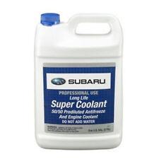 NEW 1 Gallon Engine Coolant / Antifreeze Blue Genuine fits Scion Subaru WRX STI