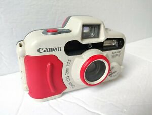 Canon WP-1 Weather Proof 32mm 1:3.5 Camera Untested