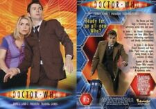 DR WHO Unreleased INKWORKS PROMO CARD P2