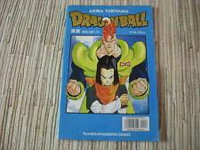 COMIC MANGA DRAGONBALL DRAGON BALL BOLA DE DRAGON Nº 166 SERIE AZUL USADO