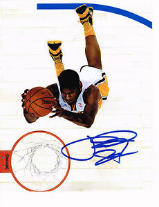 PAUL GEORGE SIGNED AUTOGRAPHED PHOTO 8X10 INDIANA PACERS