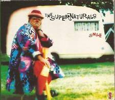 The Supernaturals - Smile 1996 CD single