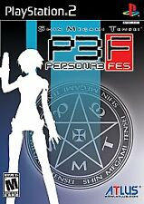 Persona 3 FES (PS2) - Limited Edition, BRAND NEW / SEALED