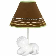 "Amy Coe ""Zoology"" Lamp & Shade"