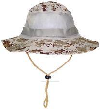 Tropic Hats Adult Camouflage Ripstop Boonie W/Mesh #905 Desert Digital