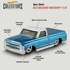 Hot Wheels RLC Exclusive 1969 Chevy® C-10 *CONFIRMED*