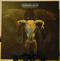 Eagles ‎– One Of These Nights -1975 Asylum #7E-1039 Classic Rock Vinyl LP - VG+