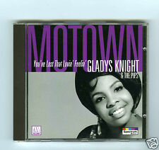 CD GLADYS KNIGHT & THE PIPS YOU'VE LOST THAT LOVIN FEELIN