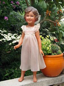 Ancienne poupée petitcollin Marie France dents apparentes