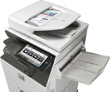 Multifunzione in b/n Sharp MX-M3050 stampante, scanner di rete e fotocopiatrice