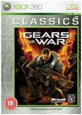 XBOX 360-GEARS OF WAR (CLASSICS) ** Nuovo e Sigillato ** UFFICIALE STOCK Regno Unito
