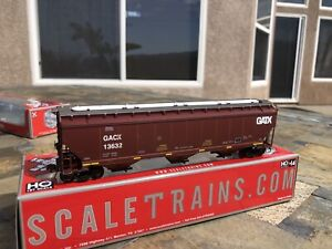 Scaletrains Rivet Counter Greenbrier 5188cf Covered Hopper GACX/GATX Weathered