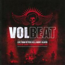 VOLBEAT - LIVE FROM BEYOND HELL/ABOVE HEAVEN USED - VERY GOOD CD