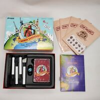 Where in the World is Carmen San Diego Family Board Game NEW OPEN BOX
