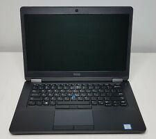 New listing Dell Latitude E5470 Core i7-6820Hq 2.70Ghz 8Gb Ram 120Gb M.2 Ssd Linux No Batt