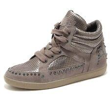 Ash Zest Ter Sneaker Stone Piombo Flats- Kids rrp£125 UK 12.5 EU 31 CH07 37