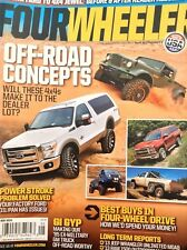 Four Wheeler Magazine Off Road Concepts May 2014 011518nonrh