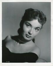 ANN BLYTH Beautiful Original Vintage 1950s Universal Studio Portrait Photo