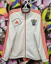 Russia National Football Team Soccer Jacket Longsleeve Adidas 2011 Mens Size L