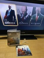 Hitman Trilogy (Sony PlayStation 3, 2013) VGC Tested And Complete