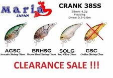 Maria Trout Saltwater Fishing Baits, Lures & Flies