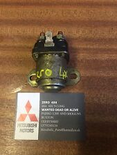 HEATER PLUG SOLENOID RELAY GENUINE  MITSUBISHI L200 K74  SOLINOID MD337888