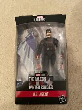 Marvel Legends U.S. AGENT Falcon Winter Soldier Flight Gear BAF IN HAND Disney+