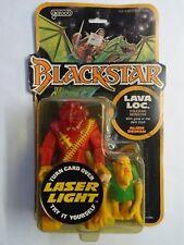 Blackstar - Vintage -  Lava Loc. & Alien Demon - Galoob