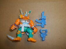 Playmates 1990 TMNT Original Triceraton Complete.