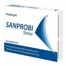 Sanprobi Stress, 20 caps -  maintains the content of probiotic bacteria