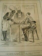 Typo 1882 En Egypte Indemnités de Guerre Bombardement d'Alexandrie