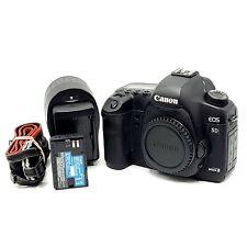 New listing Canon Eos 5D Mark Ii 21.1 Mp Digital Slr Camera - Black (Body Only) 66K S.C.