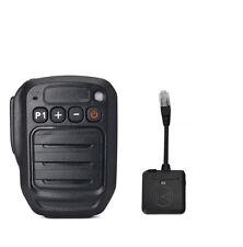 Bluetooth Handmikrofon für Wouxun Mobiltransceiver KG-UV920 / KG-UV950 / KGUV980
