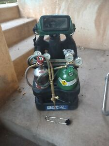 victor oxy acetylene torch kit Everything Works Great Stored Inside pickup only