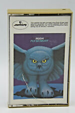 RUSH - FLY BY NIGHT cassette tape