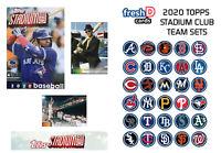 2020 Topps Stadium Club Master Team Set Philadelphia Phillies Harper Schmidt 11
