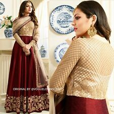 Indian Pakistani  Designer Suit Bollywood Dress Ethnic Anarkali Salwar Kameez
