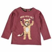 Pumpkin Patch Boy's Long Sleeved Printed T-shirt, Age 2, 3, 4 & 5 Yrs, BNWT