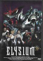 ELYSIUM - DVD - Animation Sud Coréenne - Aventi - 3700173207936 - 2002 - FR