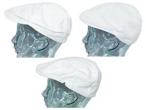 INTERNATIONAL HEADWEAR Cap Bowls Poplin Cotton Knitted Mixed Fibres & Newsboy