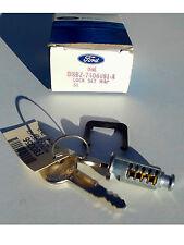 FORD Mustang T/Bird etc Lock CYL & 2 TASTI Vano Portaoggetti Scomparto & Lato americano