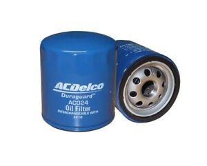 Oil Filter Acdelco ACO24 Z418 for Hilux Hiace Landcruiser Prado Mondeo Mustang E