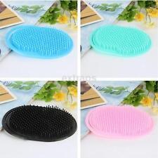 Portable Pocket Hair Brush Scalp Body Head Massage Military Hard Comb CA